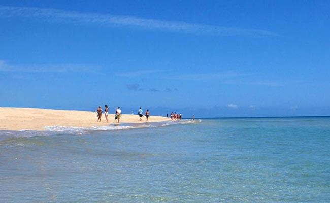 Playa de Mas Palomas