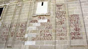 Vitores en la Catedral de Sevilla
