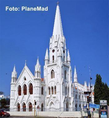 Basílica de Santo Tomé de Chennai