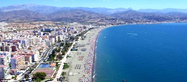 Playas Torre del Mar