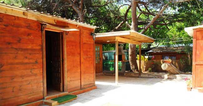 Camping Malvarrosa de Corinto Sagunto