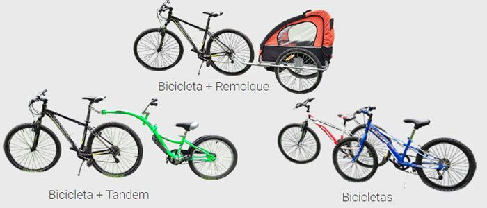 Bicicletas Senda del oso