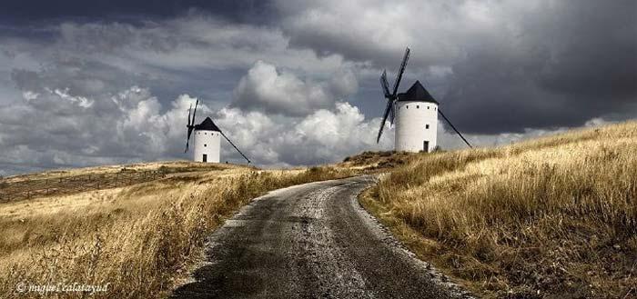 Ruta de Don Quijote en Mochila