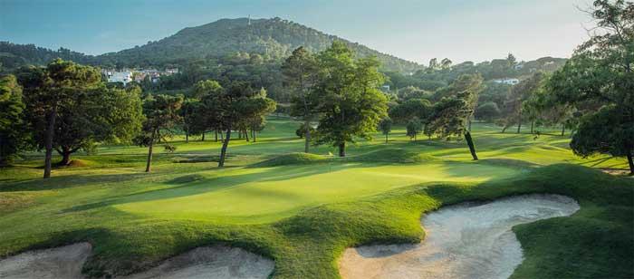Campo de golf Vallromanes