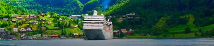 Seguros internacionales para cruceros