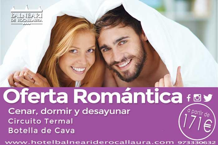 Oferta Romántica balneario