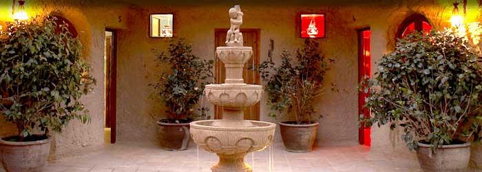 Hotel cueva Huesca