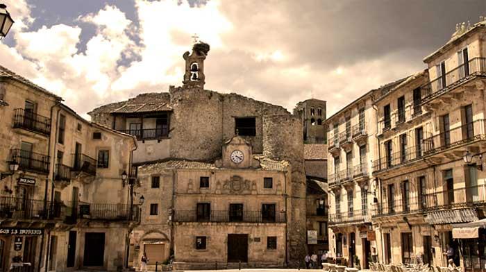 Sepúlveda Segovia
