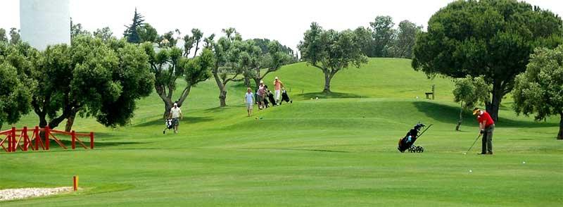 Campos de golf Sancti Petri