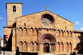 Iglesia Santo Domingo en Soria