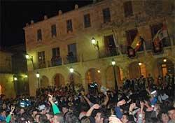 Pregón San Juanes en Soria
