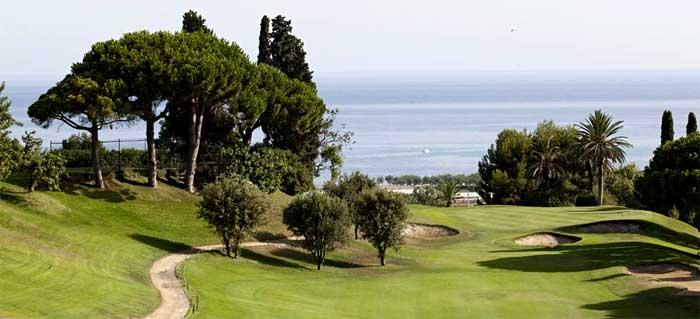 Club de golf Llavaneres