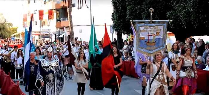 Fiestas en Teulada Moraira