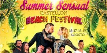 Summer Sensual Castellón Beach Festival