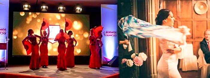 Espectáculos de flamenco
