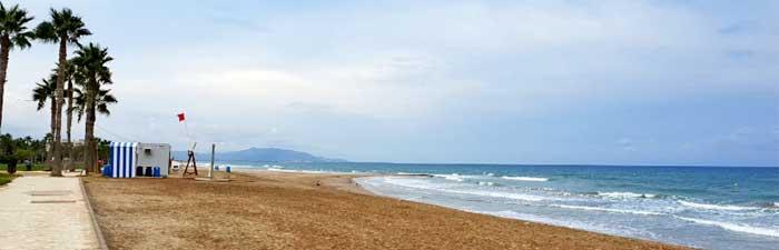 Playas les Amplaries