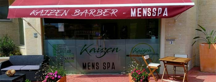 Kaizen Barber Mens Spa