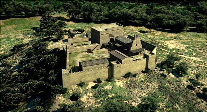 Castillo Templario de Gardeny