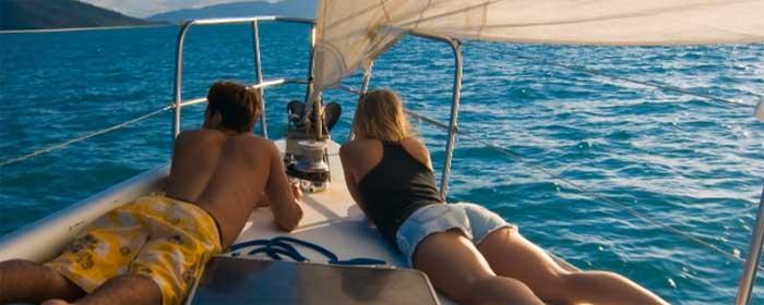 Alquiler de veleros para parejas