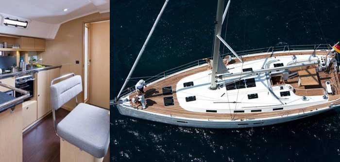 Alquiler velero Bavaria 45 Cruiser