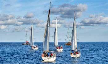 Participar en regatas