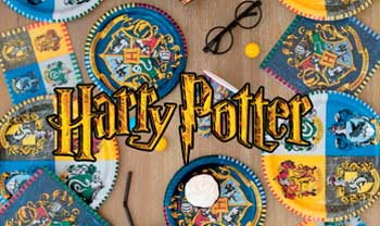 Fiesta de disfraces Harry Potter